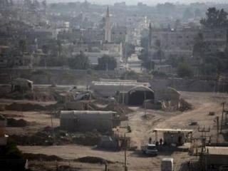 Египет создает буферную зону на границе с Газой