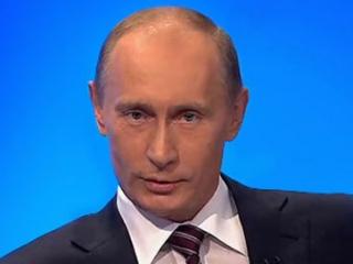 Путин: РФ поддержит по Сирии только решение Совбеза ООН
