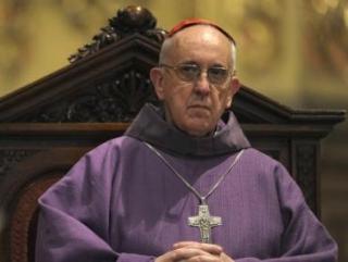 Папа Римский призвал Путина бороться за мирный исход в Сирии