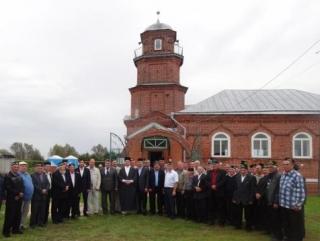 Станет ли 100-летняя мечеть Мордовии памятником архитектуры
