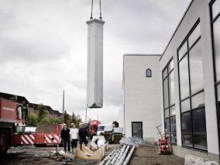 Полиция Копенгагена начала расследование в отношении мечети
