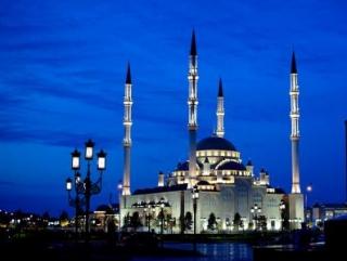 Мечеть «Сердце Чечни» объявлена символом России