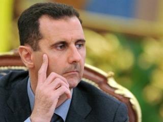 Асад готов разоружать Сирию