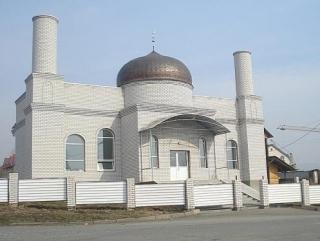 В Горно-Алтайске открывается первая в истории города мечеть