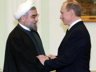 Путин сегодня проведет переговоры с президентом Ирана