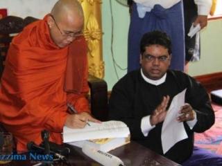 Подписал ли буддийский «Бен Ладен»  соглашение с мусульманами?