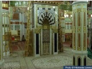 Мечеть Пророка в Медине