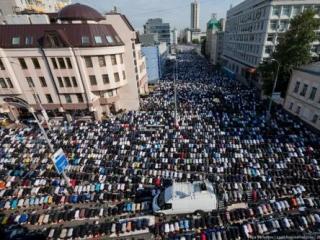 Собянин: Большого числа дополнительных мечетей Москве не нужно