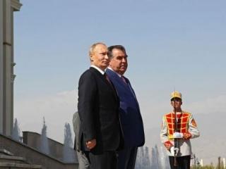 Таджикистан и Россия укрепляют общую безопасность