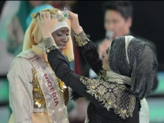 Представительница Нигерии стала мусульманской «Мисс Мира»