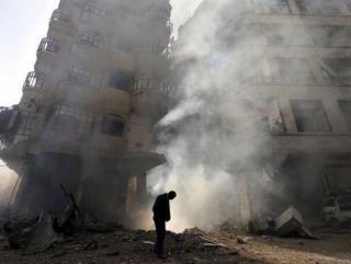 Уничтожать химоружие Асада будут российские военные