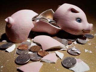 Регионы не живут по доходам, некоторым грозит банкротство