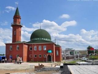 В Екатеринбурге открывается мечеть, строившаяся 15 лет