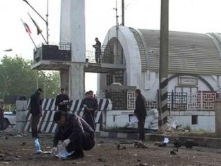 В Дагестане пьяный полицейский наехал на ДПС