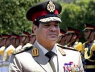 Ас-Сиси обещал не претендовать на президентское кресло