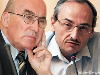 Вениамин Попов и Юрий Михайлов
