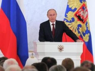 Послание Федеральному собранию Путин посвятит единству нации
