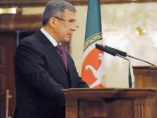 Президент Татарстана призвал поддержать муфтият