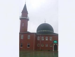 В Екатеринбурге открыли первую настоящую мечеть
