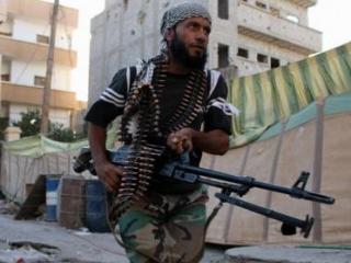 Сирийские повстанцы отмежевались от оппозиционной Нацкоалиции