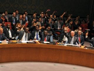 СБ ООН и ОЗХО решили ликвидировать химоружие Сирии