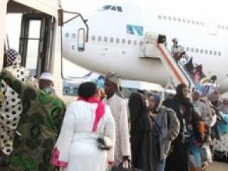 Более полумиллиона паломников прибыли на хадж