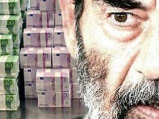 Судьба денег иракского диктатора до сих пор остается загадкой
