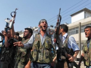 Сирийская оппозиция расколота на тысячу группировок