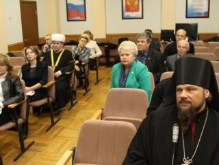 Муфтия включили в Общественный совет МВД Коми