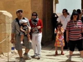 Египет отказался от иранских туристов