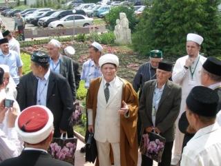 Шейху Аббасу Бибарсову воздадут почести