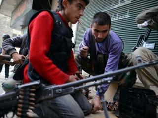 Сирийская вооруженная оппозиция