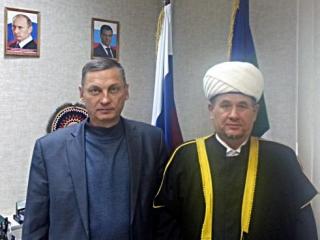Мусульмане развивают отношения с УФМС Коми