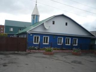 Мусульмане Омска расширились после пожара