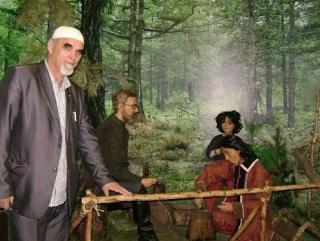 Имам княжеского рода посетил иркутян, эвенков и бурят