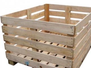 Достоинства деревянной тары для хранения