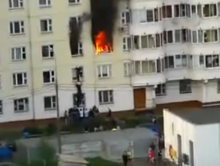Таджикский мигрант спас русского ребенка из горящей квартиры