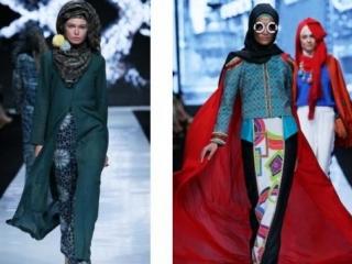 Коллекции молодых индонезийских модельеров