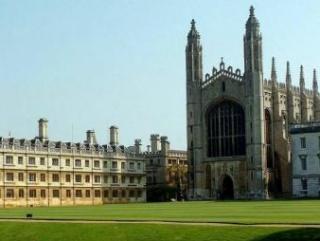 Самостоятельные туры по Великобритании в Кембридж