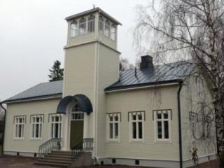 Уникальная финская мечеть отмечает юбилей