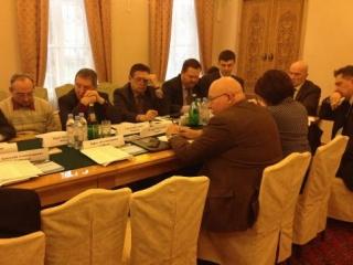 Заседание правления Фонда