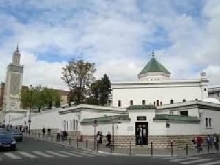 Главная мечеть Парижа