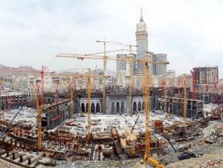 Работы по расширению «Заповедной мечети» приостановлены