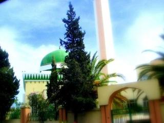 Единственная мечеть на Мальте сегодня