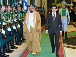 Туркмения и ОАЭ налаживают стратегическое сотрудничество