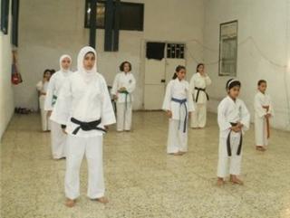 Палестинки Газы выходят на татами