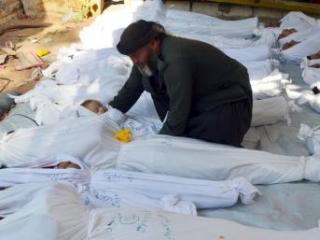 Химоружие в Сирии использовала оппозиция — ООН