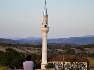 Мечеть в одной из турецких деревень Болгарии