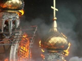 Мусульмане объединились в восстановлении сожженных церквей