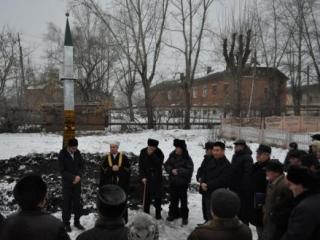 Соборную площадь со временем украсит сквер имени Бигеева